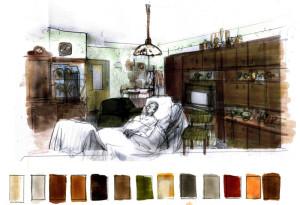 wohnzimmer imprresson