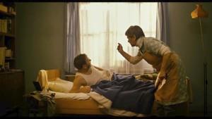 Katharina wakes Bogdan up